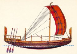 Афинские триеры