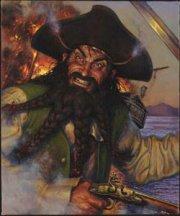Пират Черная Борода