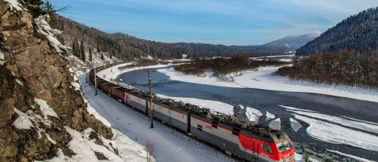 Красноярская железная дорога