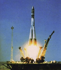 Реферат полет первого человека в космос 4082