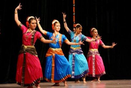 Танцы в Древней Индии Современные индийские танцы