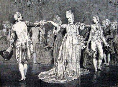 Танец эпохи средневековья реферат 611