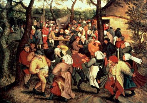 Танец эпохи средневековья реферат 3491
