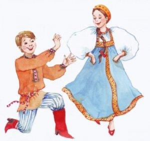 Доклад о русском народном танце 2931