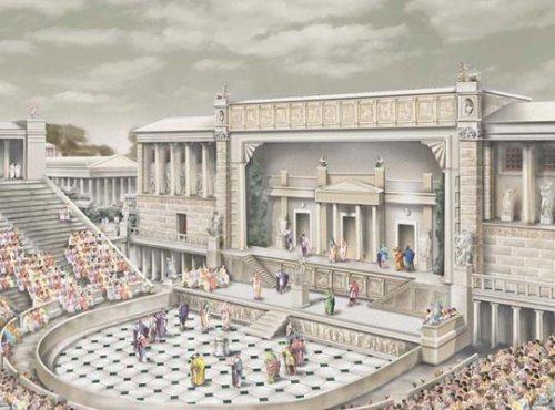 Древнеримский и древнегреческий театр